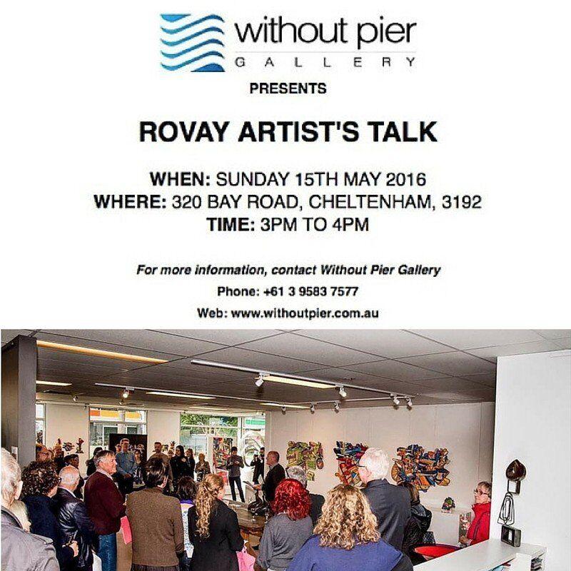 Rovay Artist Talk