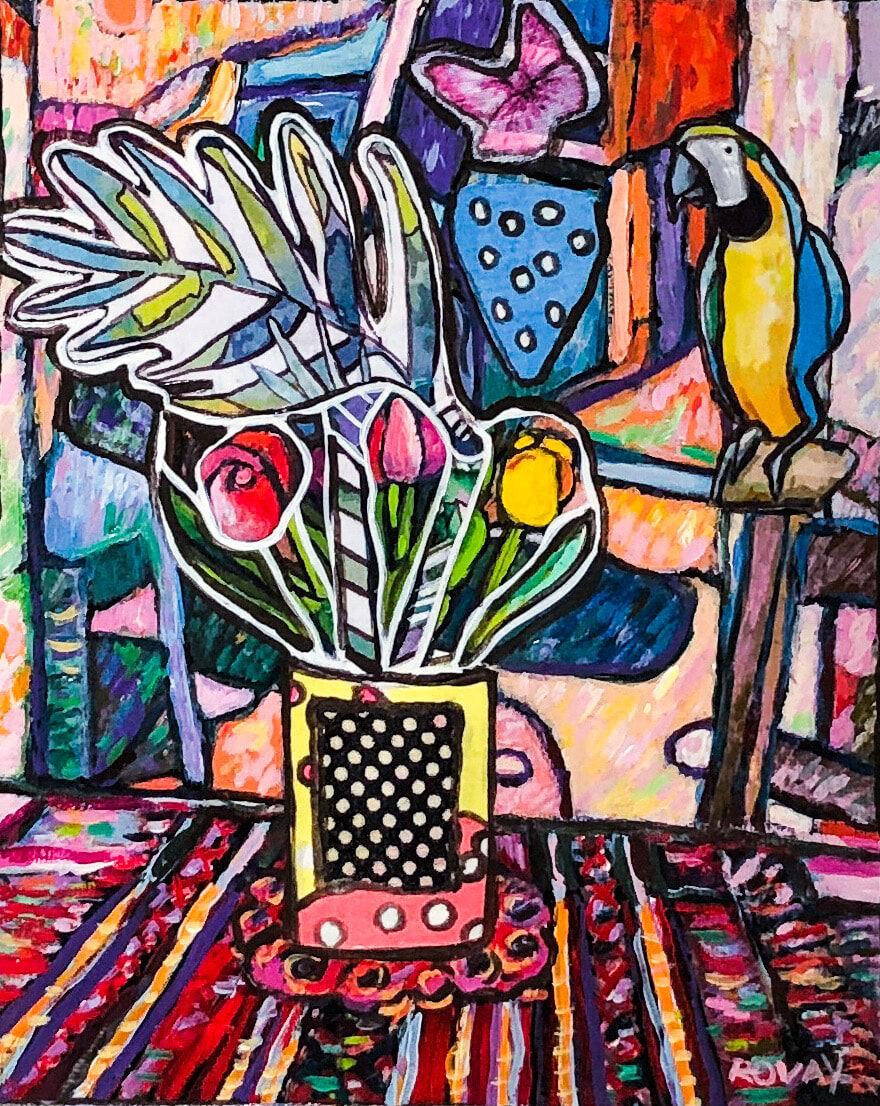 211001 Ornamental Bouquet