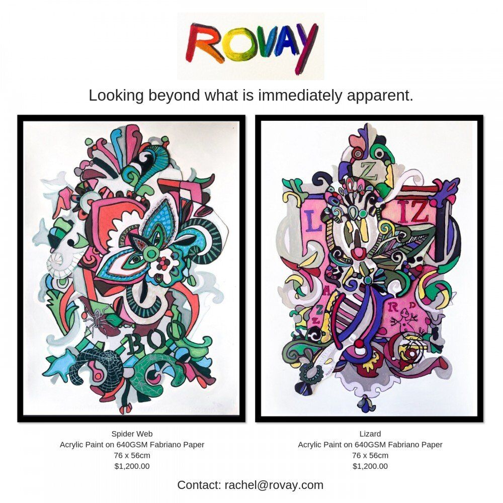 Rovay Homepage Promo - July