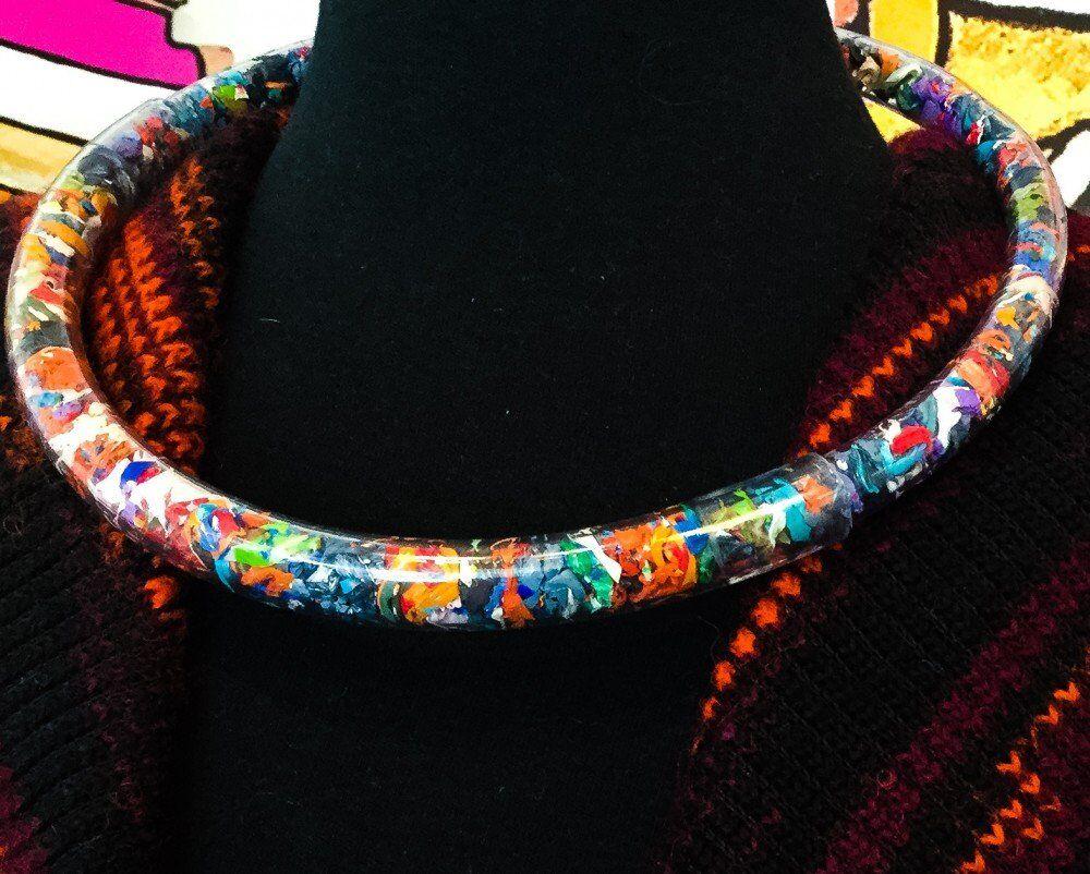 Blue Rider Necklaces