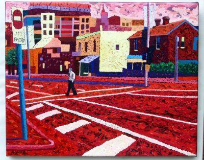 Pedestrian (Line of Way Series)