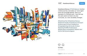 The Other Art Fair Instagram Takeover - Post 7